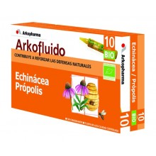 Arkofluido Echinacea Própolis 10 Unidosis