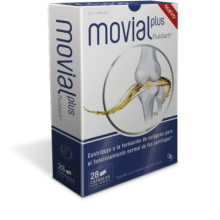 Movial plus 28 capsulas